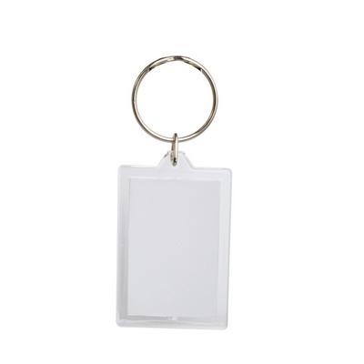 Picture of Square insert keyring