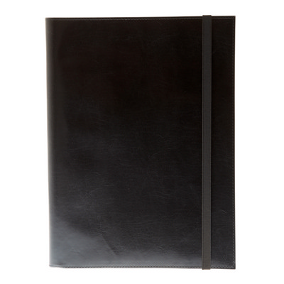 Picture of Bonded leather A4 notepad cover