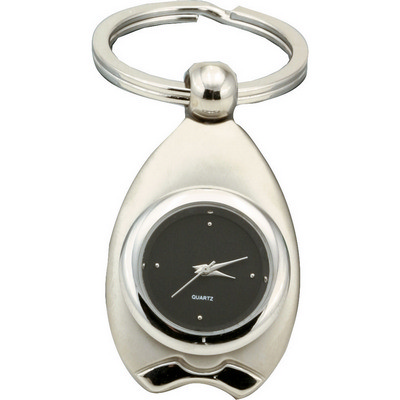 Picture of Olivia clock key ring
