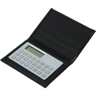 Picture of Calculator business card