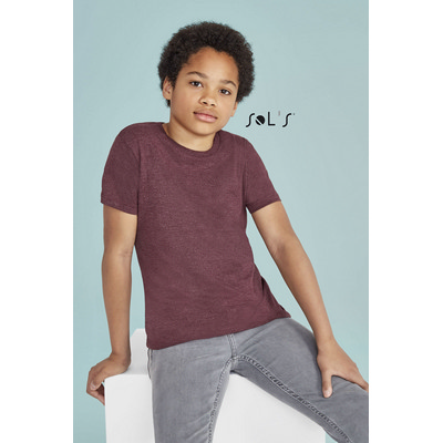 Picture of REGENT FIT KIDS ROUND NECK T-SHIRT
