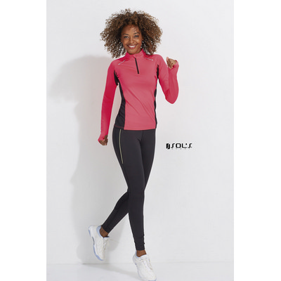 Picture of BERLIN WOMENS - LONG SLEEVE RUNNING T-SH