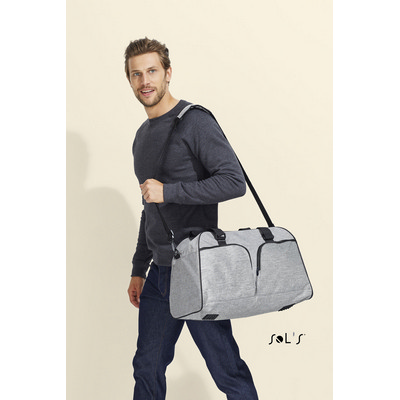 Picture of HUDSON 600D POLYESTER TRAVEL BAG