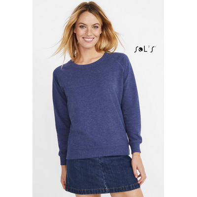 Picture of STUDIO WOMENS FRENCH TERRY SWEATSHIRT