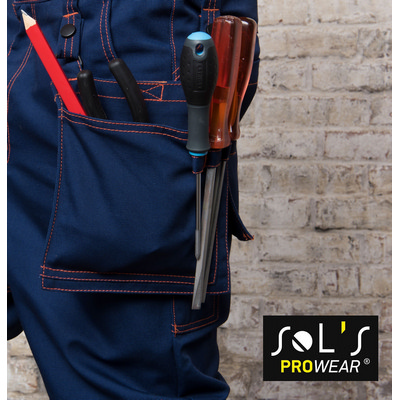 Picture of BLOCK PRO WORKWEAR REMOVABLE POCKET