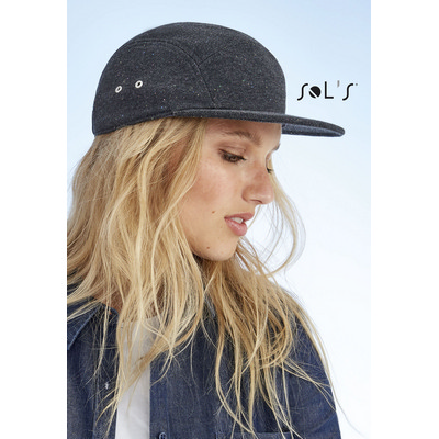 Picture of BALDWIN 5-PANEL SPECKLED CAP