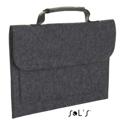 Picture of BRIXTON FELT BRIEFCASE