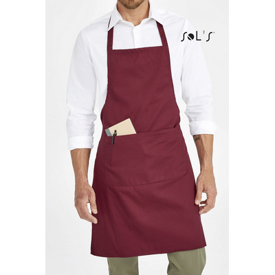 Picture of GRAMERCY LONG APRON WITH POCKET