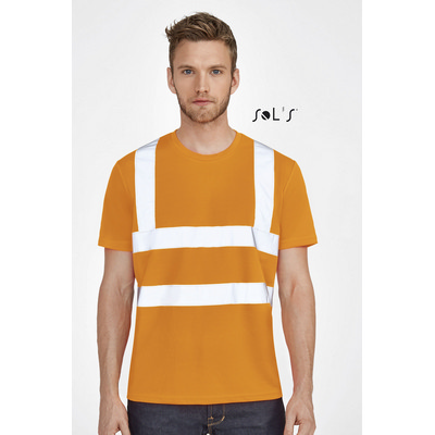 Picture of MERCURE PRO T-SHIRT WITH HIGH VISIBILITY