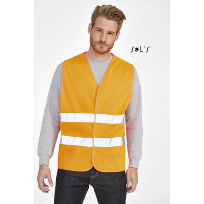 Picture of SECURE PRO UNISEX SAFETY VEST