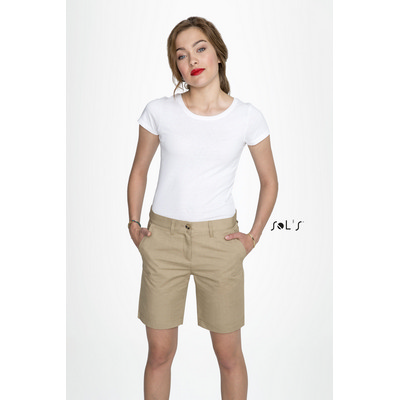 Picture of JASPER WOMENS CHINO SHORTS