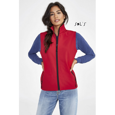 Picture of RACE WOMENS SOFTSHELL BODYWARMER
