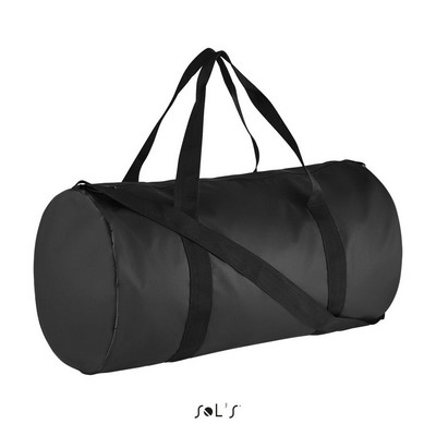 Picture of COBALT COATED CANVAS DUFFEL BAG