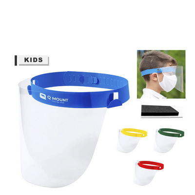 Picture of Kids Face Shield Tundex