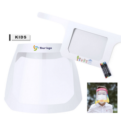 Picture of Kids Face Shield Binky