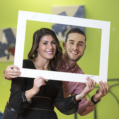 Picture of Selfie Photo Frame Heylo