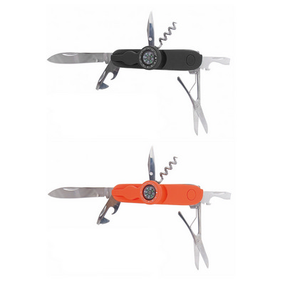 Picture of Multifunction Pocket Knife Tobarra