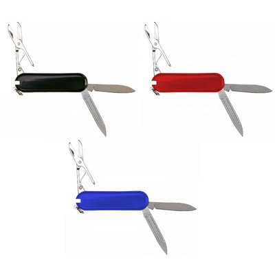 Picture of Mini Multifunction Pocket Knife Castilla