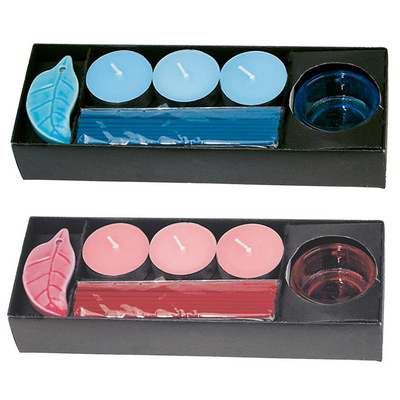 Picture of Candle Set Incienso