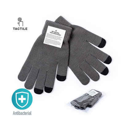 Picture of ANTIBACTERIAL TOUCHSCREEN GLOVES TENEX
