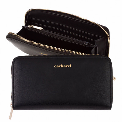 Picture of Cacharel Lady wallet Timeless Black