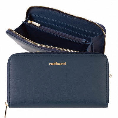 Picture of Cacharel Lady wallet Timeless Blue