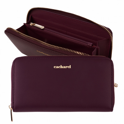 Picture of Cacharel Lady wallet Timeless Burgundy