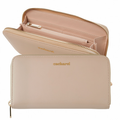 Picture of Cacharel Lady wallet Timeless Nude