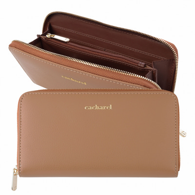 Picture of Cacharel Lady wallet Timeless Camel