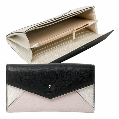 Picture of Cacharel Lady purse Beaubourg Black & Cr