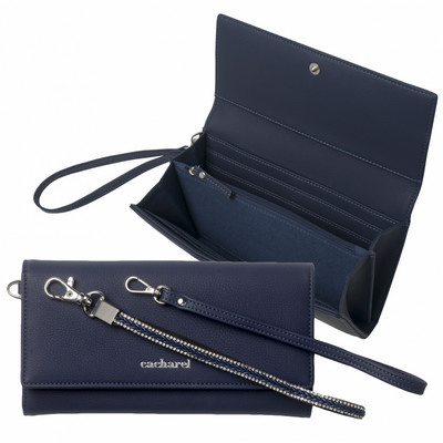 Picture of Cacharel Lady purse Iris Navy