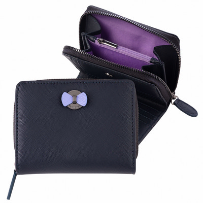 Picture of Cacharel Money wallet Hortense Navy