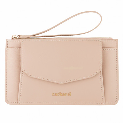 Picture of Cacharel Small clutch Timeless Nude