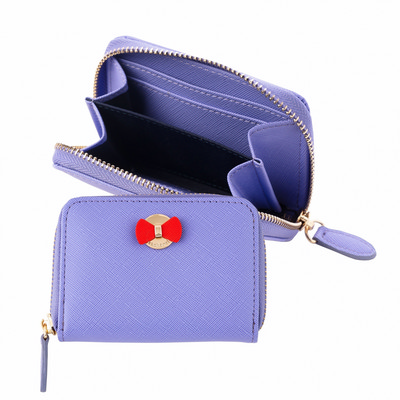Picture of Cacharel Mini wallet Hortense Bright Blue