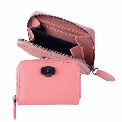 Picture of Cacharel Mini wallet Hortense Pink