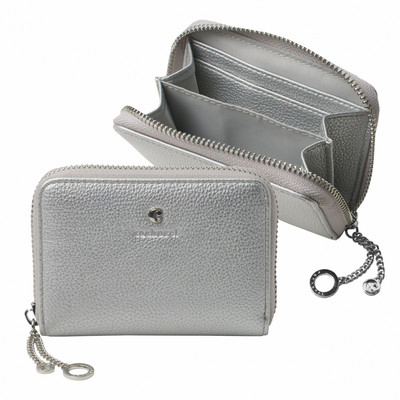 Picture of Cacharel Mini wallet Beaubourg Chrome