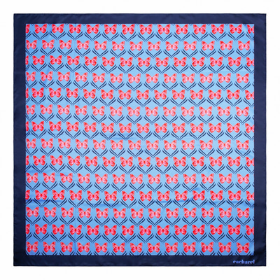 Picture of Cacharel Scarf Pontia Bright Blue