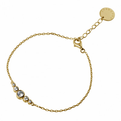 Picture of Cacharel Bracelet Victoire Gold