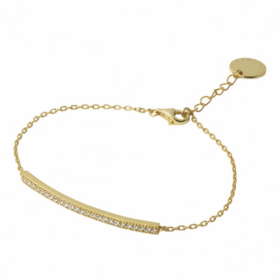 Picture of Cacharel Bracelet Courbe Gold