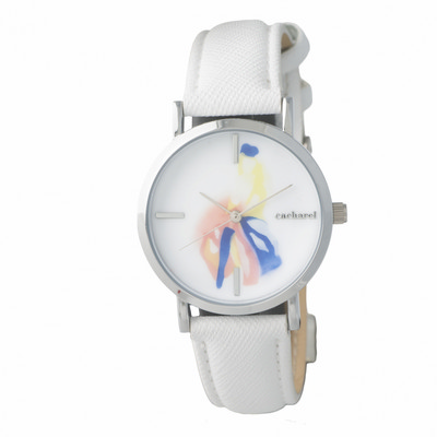 Picture of Cacharel Watch Demoiselle Blanc