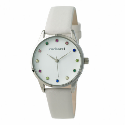 Picture of Cacharel Watch Butterfly White