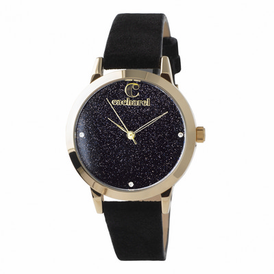Picture of Cacharel Watch Montmartre Black