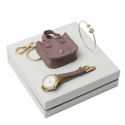 Picture of Cacharel Set Cacharel (key ring, watch &