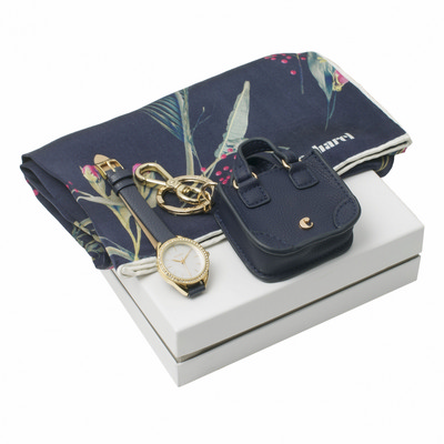 Picture of Cacharel Set Cacharel Navy (key ring, wa
