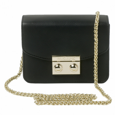 Picture of Cacharel Lady bag Beaubourg Black