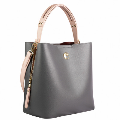 Picture of Cacharel Bucket bag Garance Taupe