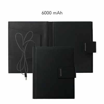 Picture of Hugo Boss Folder A5 + Power bank New Loo