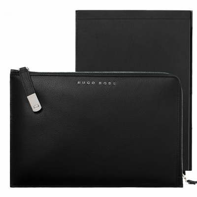 Picture of Hugo Boss Conference folder A4 Storyline