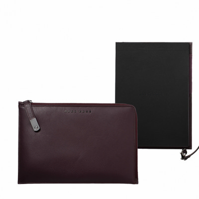 Picture of Hugo Boss Conference folder A5 Storyline