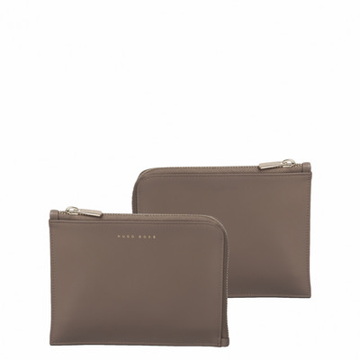 Picture of Hugo Boss Folder A6 Verse Taupe